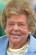 "Mrs. J. Maxwell ""Betty""  Moran at the Radnor Hunt Races. © Jim Graham 2013"