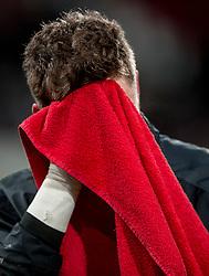 19-01-2018 NED: FC Utrecht - AZ Alkmaar, Utrecht<br /> David Jensen #1 of FC Utrecht