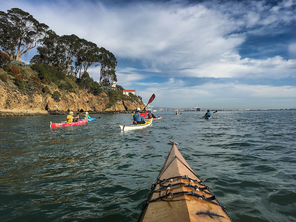 BASK Thursday Lunch Paddle. 11/10/16