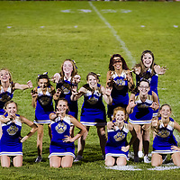 09-10-15 Berryville Jr. Cheerleader Halftime Show (vs. West Fork )