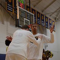 Men's Basketball: North Carolina Wesleyan College Bishops vs. Pfeiffer College Falcons