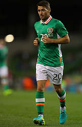 Ireland's Wes Hoolahan - Mandatory by-line: Ken Sutton/JMP - 31/08/2016 - FOOTBALL - Aviva Stadium - Dublin,  - Republic of Ireland v Oman -