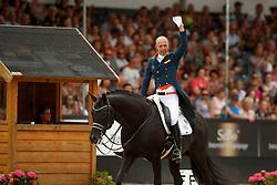 Minderhoud Hans Peter, NED, Glock's Dream Boy<br /> Nederlands Kampioenschap Dressuur <br /> Ermelo 2018<br /> © Hippo Foto - Dirk Caremans<br /> 29/07/2018