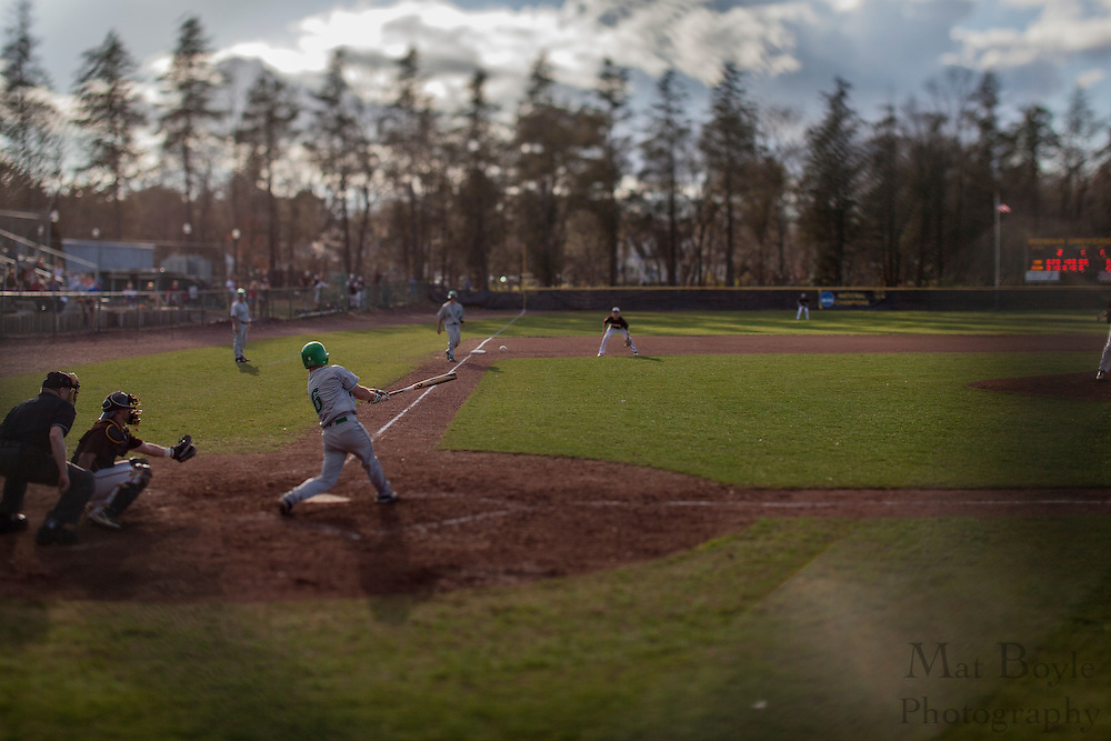 Rowan University Baseball defeats York College of Pennsylvania 4-3 in Glassboro, NJ on Tuesday March 20, 2012. (photo / Mat Boyle)