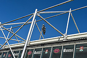 Sixfields main stand during the EFL Sky Bet League 1 match between Northampton Town and Oldham Athletic at Sixfields Stadium, Northampton, England on 5 May 2018. Picture by Dennis Goodwin.