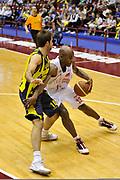 DESCRIZIONE : Milano Lega A 2009-10 Playoff Quarti di Finale Gara 2 AJ Milano Sigma Coatings Montegranaro<br /> GIOCATORE : Chris Monroe<br /> SQUADRA : AJ Milano<br /> EVENTO : Campionato Lega A 2009-2010 <br /> GARA : AJ Milano Sigma Coatings Montegranaro<br /> DATA : 22/05/2010<br /> CATEGORIA : Palleggio<br /> SPORT : Pallacanestro <br /> AUTORE : Agenzia Ciamillo-Castoria/D.Pescosolido<br /> Galleria : Lega Basket A 2009-2010 <br /> Fotonotizia : Milano Lega A 2009-10 Playoff Quarti di Finale Gara 2 AJ Milano Sigma Coatings Montegranaro<br /> Predefinita :