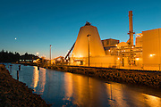 Paper plant, Port Angeles WA