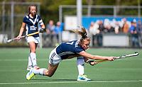 AMSTELVEEN - Hockey hoofdklasse dames Hurley-Pinoke (0-0). Pinoke degradeert. Jet Zwolsman (Pinoke)  COPYRIGHT KOEN SUYK