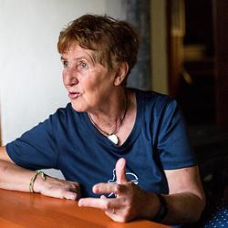 20180627: SLO, People - Portrait of Tonka Zadnikar, owner of Tonkina Koca