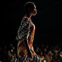 Amede presente sa collection Lagos Fashion and Design Week 2016