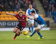St Johnstone v Dundee 30-12-2017