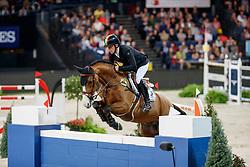 Breen, Shane (IRL) Laith<br /> Stuttgart - German Masters 2017<br /> © www.sportfotos-lafrentz.de/Stefan Lafrentz