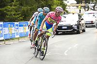 Alberto Contador - Tinkoff Saxo - 24.05.2015 - Tour d'Italie - Etape 15 - Marostica / Madonna di Campiglio<br />Photo : Sirotti / Icon Sport