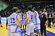 DESCRIZIONE : Eurocup 2013/14 Gr. J Dinamo Banco di Sardegna Sassari -  BCM Gravelines Dunkerque<br /> GIOCATORE : Team<br /> CATEGORIA : Ritratto Delusione<br /> SQUADRA : Dinamo Banco di Sardegna Sassari<br /> EVENTO : Eurocup 2013/2014<br /> GARA : Dinamo Banco di Sardegna Sassari -  BCM Gravelines Dunkerque<br /> DATA : 22/01/2014<br /> SPORT : Pallacanestro <br /> AUTORE : Agenzia Ciamillo-Castoria / Luigi Canu<br /> Galleria : Eurocup 2013/2014<br /> Fotonotizia : Eurocup 2013/14 Gr. J Dinamo Banco di Sardegna Sassari - BCM Gravelines Dunkerque<br /> Predefinita :