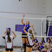09-23-14 Berryville Volleyball vs. Huntsville