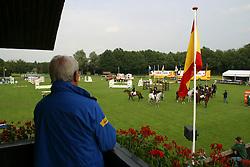 Melchior Leon<br /> European Championships Ponies - Lanaken 2002<br /> © Hippo Foto - Dirk Caremans