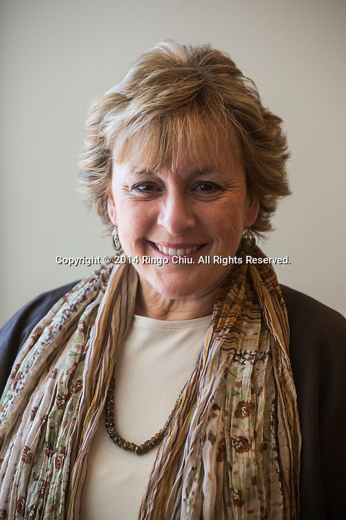 Diane Sutter, who is the head of KFWB (980).<br /> (Photo by Ringo Chiu/PHOTOFORMULA.com)