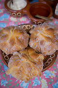 Pan de Muertos (Mexican Bread of the Dead), El Tuito, Costalegre, Jalisco, Mexico