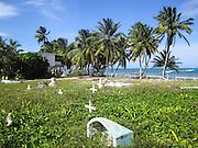 Cemetery, Caye Caulker, Belize
