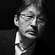 Author Mamoru Ito is interviewed the Foreign Correspondents Club of Japan. Monday, February 18, 2013. (Albert Siegel)