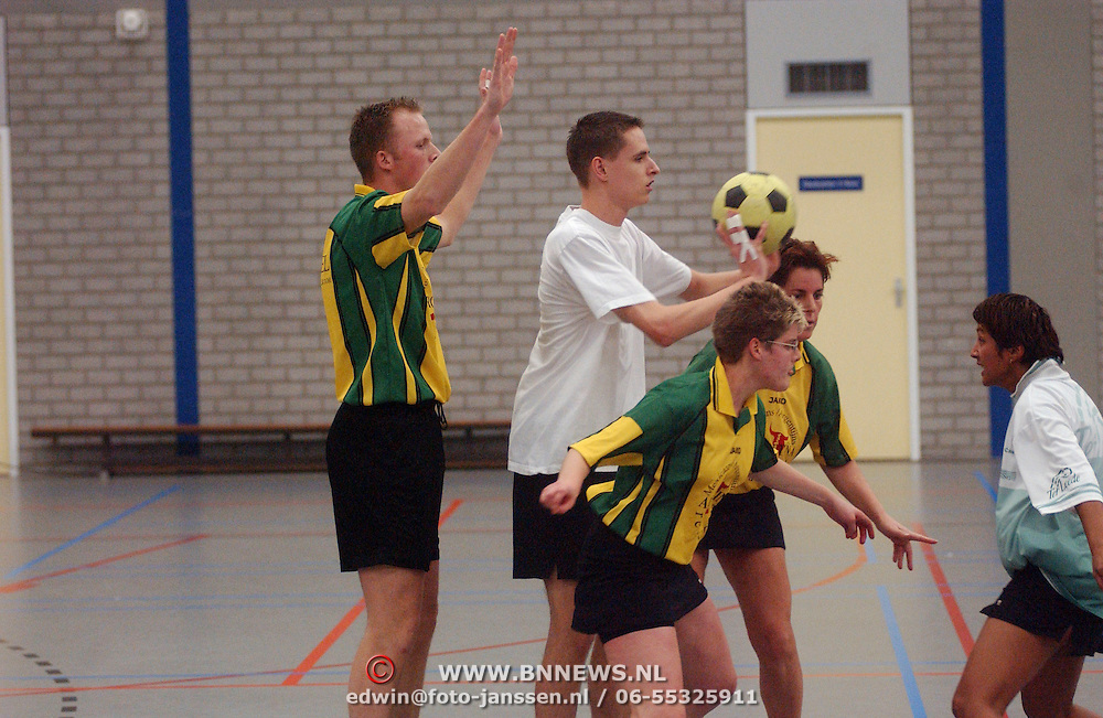 Korfbal, Huizen - LKV ter Leede