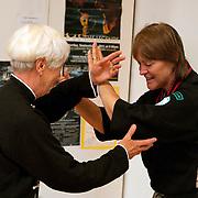 Pacific Association of Women Martial Artists honors Fukuda Keiko Sensei, 10th Dan, Judoka