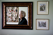 Joan McLean Wall, 90, of Murray Bridges, South Australia, lives in Lovettsville, Virginia in the United States with her eldest son Bart. For thirty years Joan McLean Wall lived in the United States with her first husband, US Army Lt. Col. (ret.) Ray Hodgson who she met in 1942 in Sydney, on her birthday October 18 when she was 24 years old.  (Michael Temchine for The Australian)