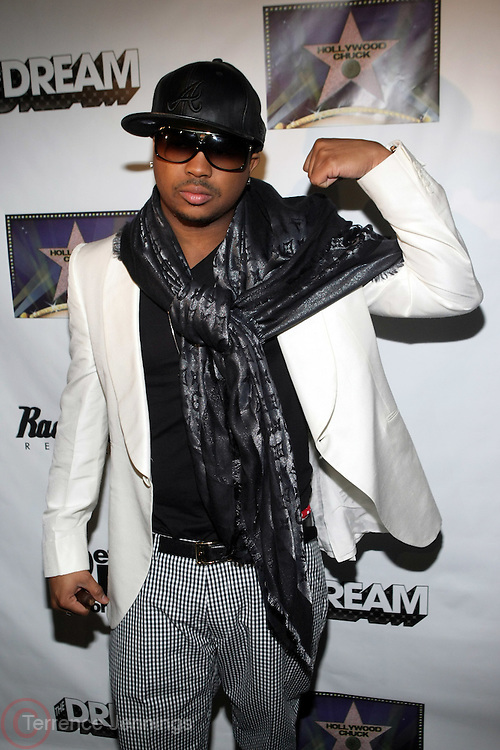 The Dream at The Dream's Black Tie Album Release Party held at The Hiro Ballroom on March 11, 2008 in New York City.  ..The Dream- Platinum-selling, award-winning, R&B Recording Artist, Writer and Producer, whose sophomore album, Love vs. Money, out NOW!