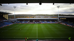 General view of Turf Moor Stadium before the match - Mandatory by-line: Jack Phillips/JMP - 05/11/2016 - FOOTBALL - Turf Moor - Burnley, England - Burnley v Crystal Palace - Premier League