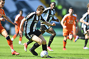 Notts County midfielder Matty Virtue (6) during the EFL Sky Bet League 2 match between Notts County and Luton Town at Meadow Lane, Nottingham, England on 5 May 2018. Picture by Jon Hobley.