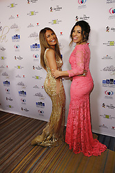 BEVERLY HILLS, CA - FEBRUARY 24: Lisa Vidal and Christina Vidal attend for The National Hispanic Media Coalition's 20th Annual Impact Awards Gala at the Beverly Wilshire Four Seasons Hotel on February 24, 2017. Byline, credit, TV usage, web usage or linkback must read SILVEXPHOTO.COM. Failure to byline correctly will incur double the agreed fee. Tel: +1 714 504 6870.