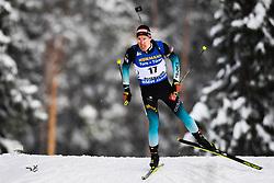 March 9, 2019 - –Stersund, Sweden - 190309 Quentin Fillon Maillet of France competes in the Men's 10 KM sprint during the IBU World Championships Biathlon on March 9, 2019 in Östersund..Photo: Petter Arvidson / BILDBYRÃ…N / kod PA / 92252 (Credit Image: © Petter Arvidson/Bildbyran via ZUMA Press)