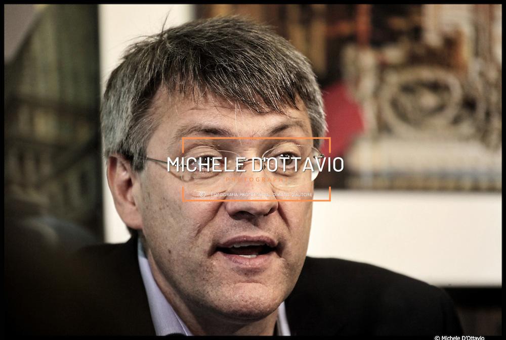 Maurizio Landini segretario generale della FIOM