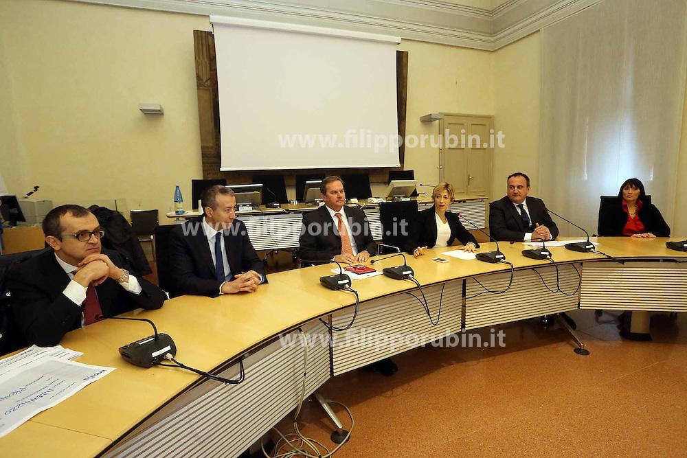 CONFERENZA LIQUIDAZIONE DANNI SISMA 2012