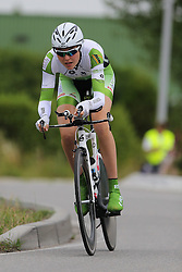26.06.2015, Einhausen, GER, Deutsche Strassen Meisterschaften, im Bild Anna Bornemann (RSC Sturmvogel Bonn) // during the German Road Championships at Einhausen, Germany on 2015/06/26. EXPA Pictures © 2015, PhotoCredit: EXPA/ Eibner-Pressefoto/ Bermel<br /> <br /> *****ATTENTION - OUT of GER*****
