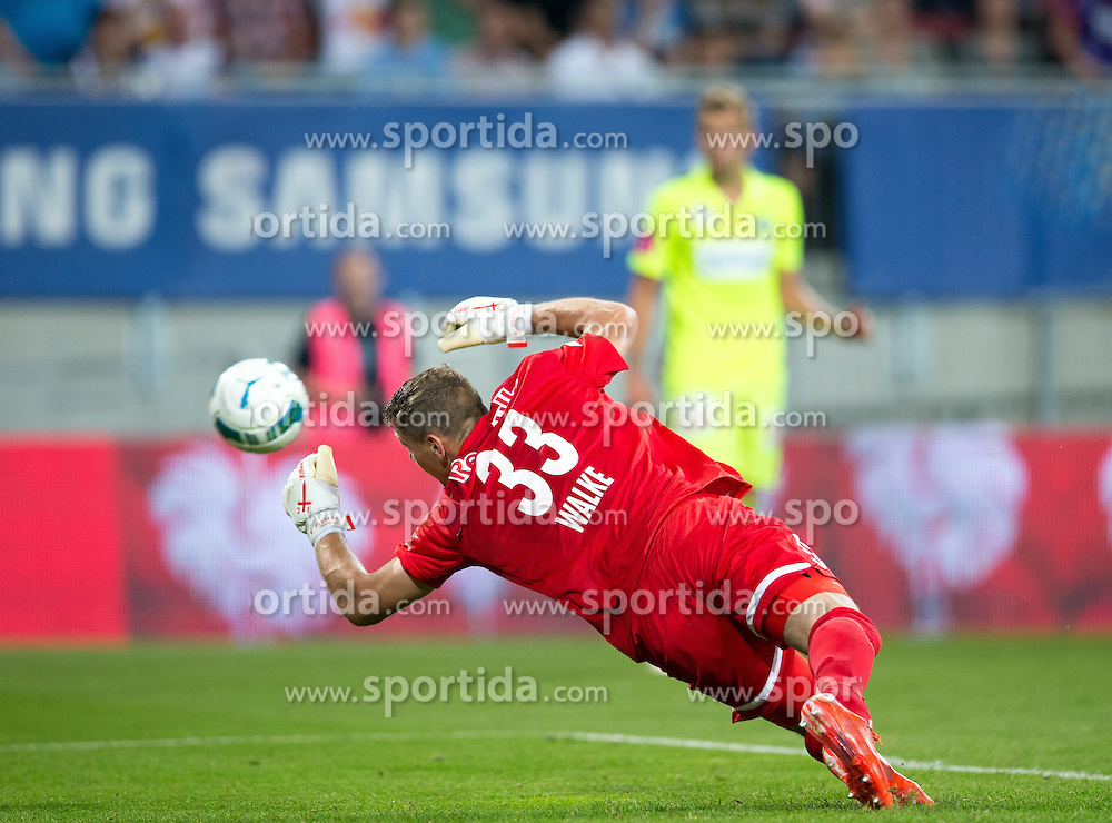 03.06.2015, Woerthersee Stadion, Klagenfurt, AUT, OeFB Samsung Cup, FK Austria Wien vs FC Red Bull Salzburg, Finale, im Bild Alexander Walke (FC Red Bull Salzburg) // during the mens OeFB Samsung Cup final match between FK Austria Wien and FC Red Bull Salzburg at the Woerthersee Stadium, Klagenfurt, Austria on 2015/06/03. EXPA Pictures © 2015, PhotoCredit: EXPA/ Johann Groder