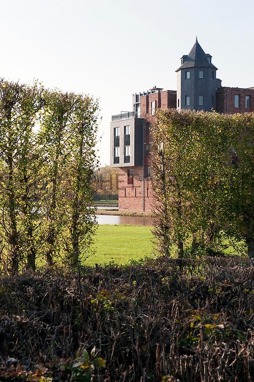 Kasteel Lelienhuyze in Haverleij