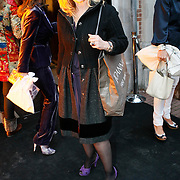 NLD/Amsterdam/20091008 - Designer Vintage for Charity party, Anita van der Hoeven