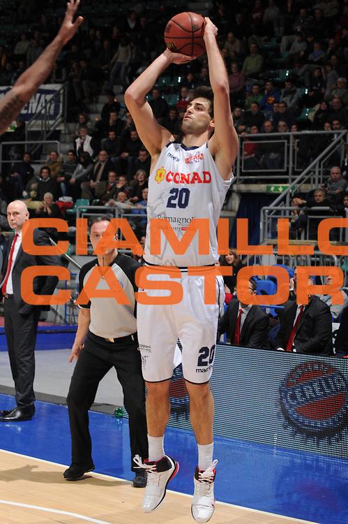 DESCRIZIONE : Bologna Lega Basket A2 2011-12 Conad Bologna Marcopoloshop.it Forli<br /> GIOCATORE : Matteo Canavesi<br /> CATEGORIA : tiro<br /> SQUADRA : Conad Bologna<br /> EVENTO : Campionato Lega A2 2011-2012<br /> GARA : Conad Bologna Marcopoloshop.it Forli<br /> DATA : 12/02/2012<br /> SPORT : Pallacanestro<br /> AUTORE : Agenzia Ciamillo-Castoria/M.Marchi<br /> Galleria : Lega Basket A2 2011-2012 <br /> Fotonotizia : Bologna Lega Basket A2 2011-12 Conad Bologna Marcopoloshop.it Forli<br /> Predefinita :