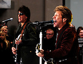 Bon Jovi on The Today Show