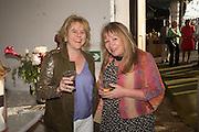 RACHEL KELLY; MARY KILLEN, Rachel Johnson book launch of Fresh Hell, Acklam Village Market, Acklam Rd. London W10.