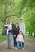 Bianchi Family in London
