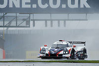 Alex Brundle (GBR) / Mike Guasch (USA) / Matthew Bell (GBR) / Christian England (GBR)  #2 United Autosports, Ligier JS P3, Nissan VK50VE 5.0 L V8, European Le Mans Series, Round 1, at Silverstone, Towcester, Northamptonshire, United Kingdom. April 16 2016. World Copyright Peter Taylor/PSP.