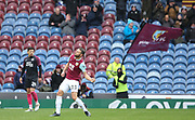 Erik Pieters of Burnley celebrates his goal during the The FA Cup match between Burnley and Peterborough United at Turf Moor, Burnley, England on 4 January 2020.