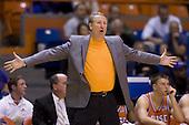 Boise St Basketball 2007-08 v Evergreen College