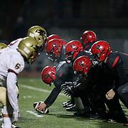 November 06, 2015; Oregon City, OR, USA; Oregon City hosted Southridge at Pioneer Stadium.  Photo by David Blair