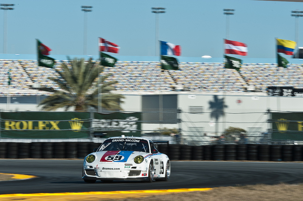 2011 GrandAm,  Rolex 24,  Daytona International Speedway. Daytona Beach, FL USA 2011/27/01 Scott LePage / MotorRacingPhoto