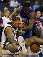 20081103 NBA Pistons v Bobcats