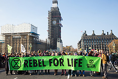 2018-11-17 Extinction Rebellion: Rebellion Day