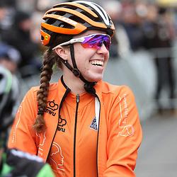 26-12-2019: Wielrennen: Wereldbeker veldrijden: Zolder: Shirin van Anrooij